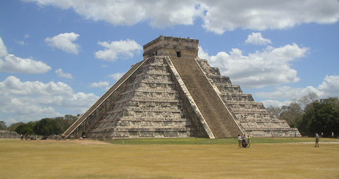 Chichen Itza Half Day Tour From Cancun