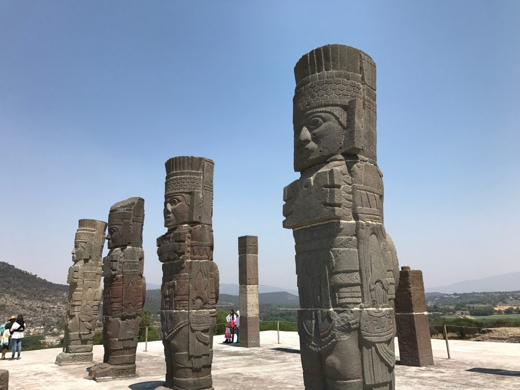 Sites to Visit in Mexico City - Tula and Tepotzotlan