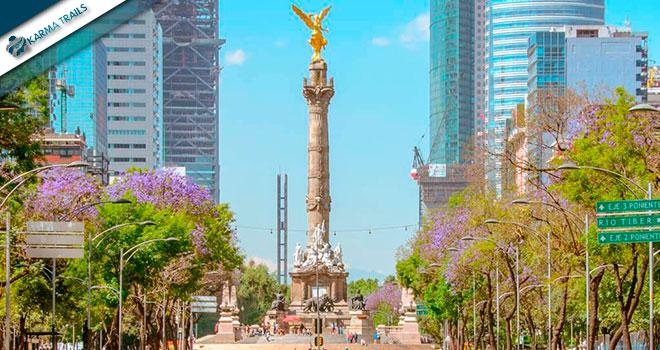 Tour a Città del Messico