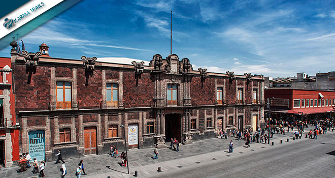 Tour Ciudad de Mexico
