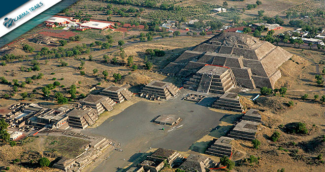 Sites to Visit in Mexico City - Teotihuacan and Guadalupe Shrine