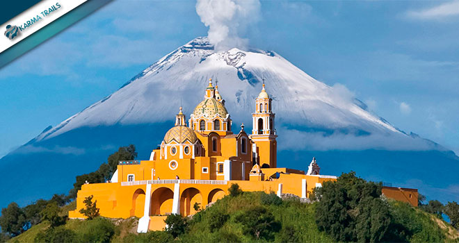 Sites to Visit in Mexico City - Puebla and Cholula
