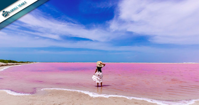Mexico Tours - YUCATAN LAS COLORADAS