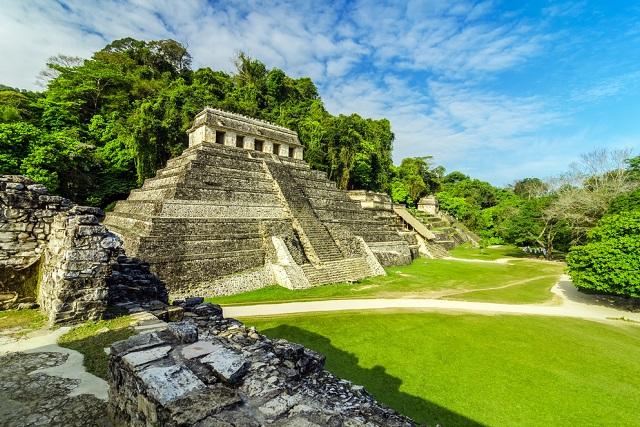 Tour Chiapas e Yucatan - Palenque