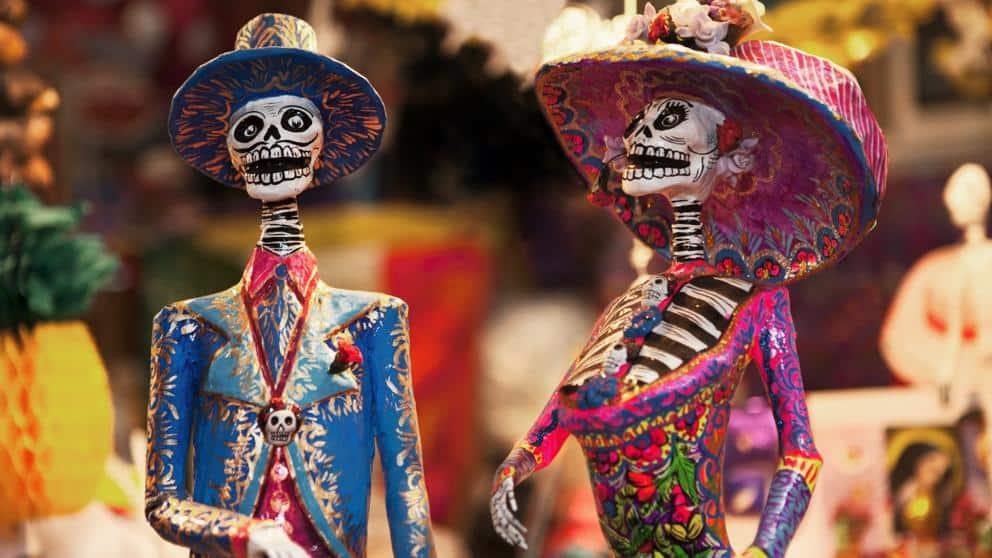 el dia de muertos en mexico
