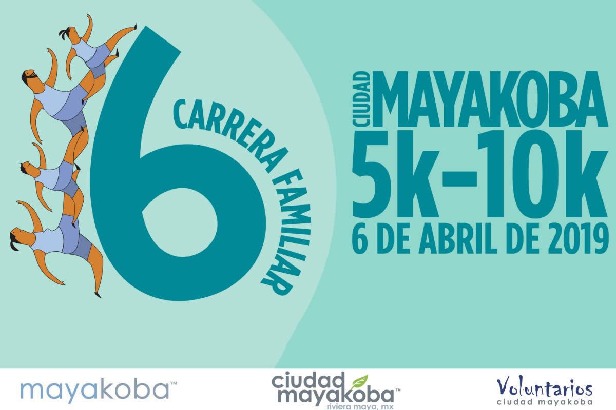 6a Carrera Ciudad Mayakoba - Programas Sociales Karma Trails
