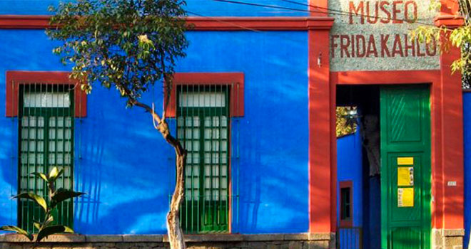 Frida & Diego Museums tour